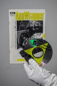 The Electronic AppWrapper printed catalog and companion digital CD