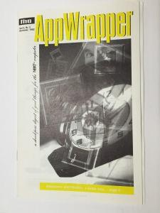 The AppWrapper Vol 2 No 2 - Summer 1992